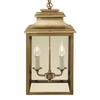 2 candle brass lantern gustavian style treniq 1 1522668256542