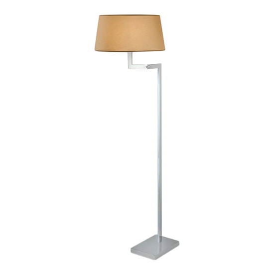 Polished chrome floor lamp gustavian style treniq 1 1522705040748