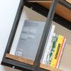 Orla welded dark steel box section and premium oak shelves carla muncaster treniq 1 1522918083881