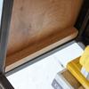 Orla welded dark steel box section and premium oak shelves carla muncaster treniq 1 1522918083884