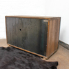 Louisa reclaimed scaffolding board media unit with slatted wood and perfora carla muncaster treniq 1 1522918335367