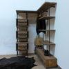 Stefan reclaimed scaffolding   steel pipe 3 sided industrial open wardrobe  carla muncaster treniq 1 1523005383771