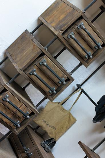 Stefan reclaimed scaffolding   steel pipe 3 sided industrial open wardrobe  carla muncaster treniq 1 1523005383774