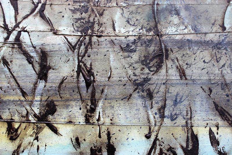 Skyfall mist semi abstract painting 20 x 40%22 lindsey keates environmental artist  treniq 1 1523202928005