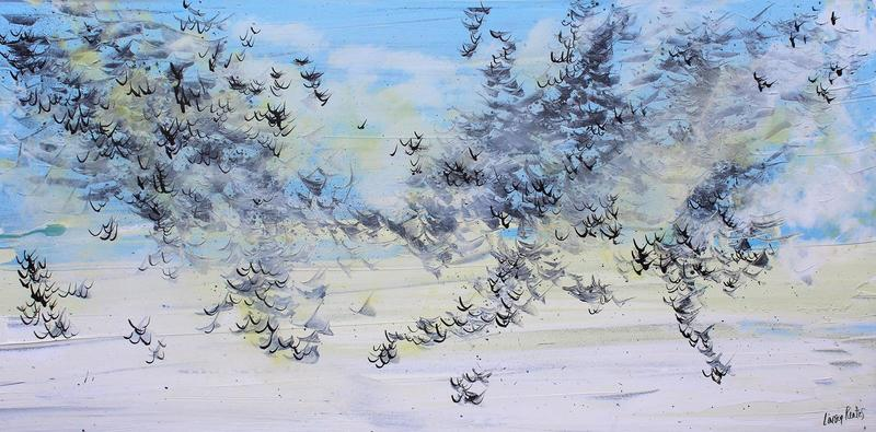 Skyfall dawn 20x40%22 lindsey keates environmental artist  treniq 1 1523208484213