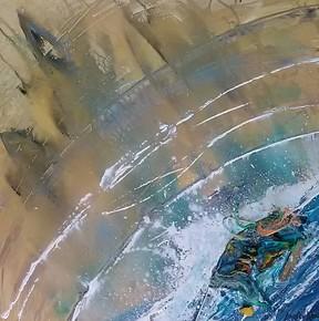 Plastic-Shoreline-Painting_Lindsey-Keates-Environmental-Artist-_Treniq_0