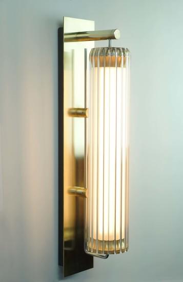 Fresnel wall light jonathan coles lighting studio treniq 1 1523454367498