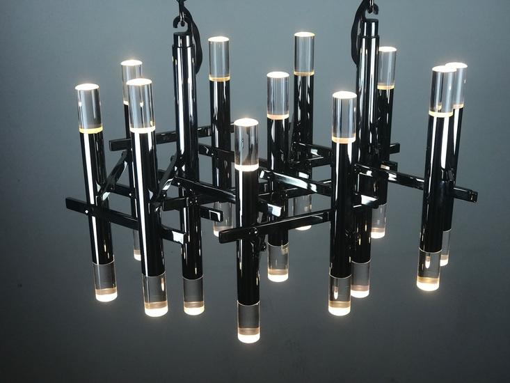 Tangential multi arm chandelier jonathan coles lighting studio treniq 1 1523456700812