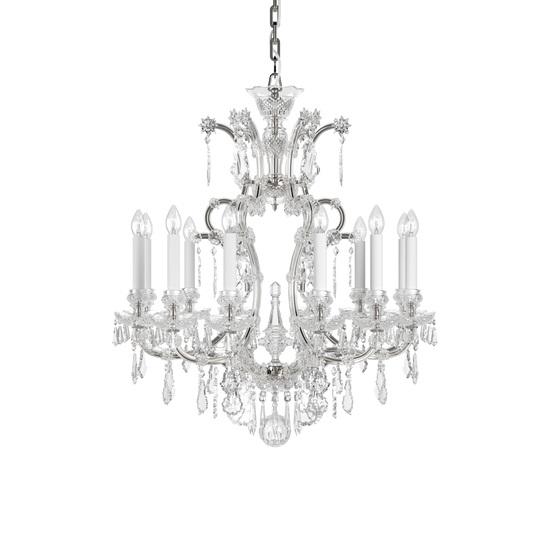 Maria theresa historic small chandelier  preciosa lighting treniq 1 1523966309406