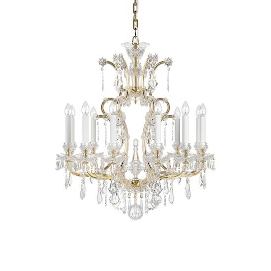 Maria theresa historic small chandelier treniq maria theresa historic small chandelier preciosa lighting treniq 1 1523966309402 aloadofball Images