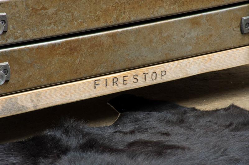 Faraz recycled scaffolding   distressed steel plan chest on locking castors carla muncaster treniq 1 1523972801713