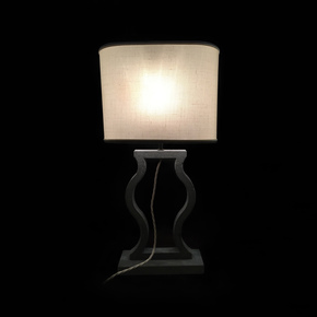 Black Marble Table Lamp - Matlight Milano - Treniq