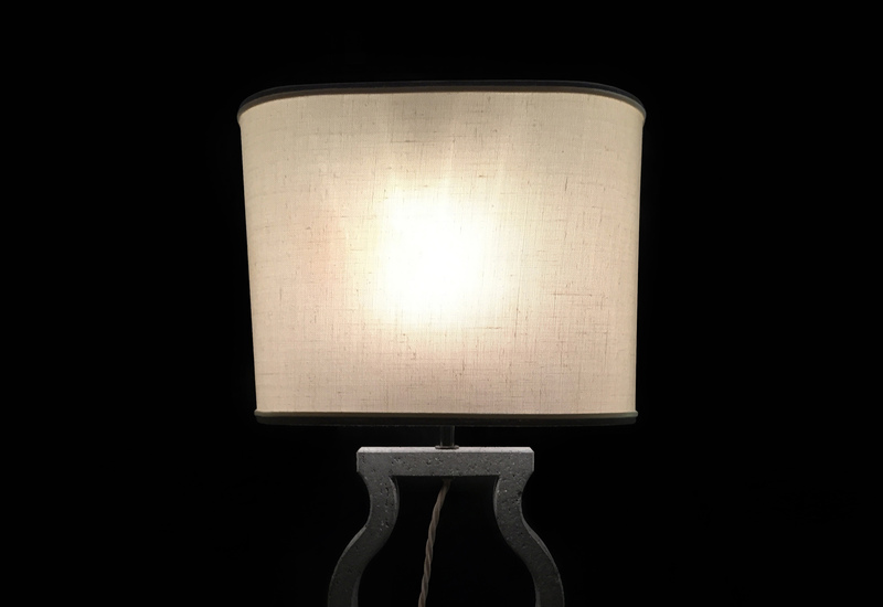 Black marble table lamp matlight milano treniq 2