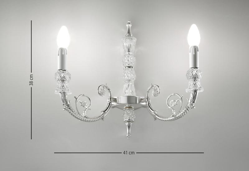 Victoria wall lamp il paralume marina treniq 5