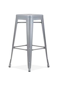 Bistro-Bar-Stool-Silver-Grey-Metal,-Set-Of-Four_Cielshop_Treniq_0