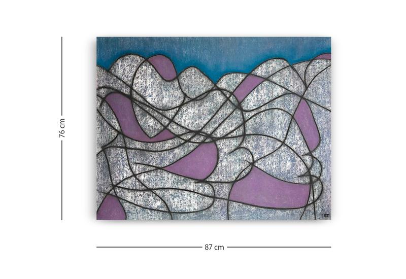 Composition on grey ii kevin jones treniq 3
