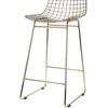 Scandi style metal mesh bar stool cielshop treniq 1 1525250144779