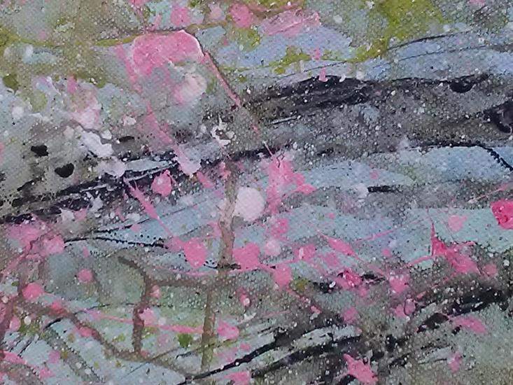 Cherry blossoms lindsey keates environmental artist  treniq 1 1526245948390