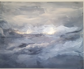 Raining-In-The-Sea_Egles-Paintings_Treniq_0