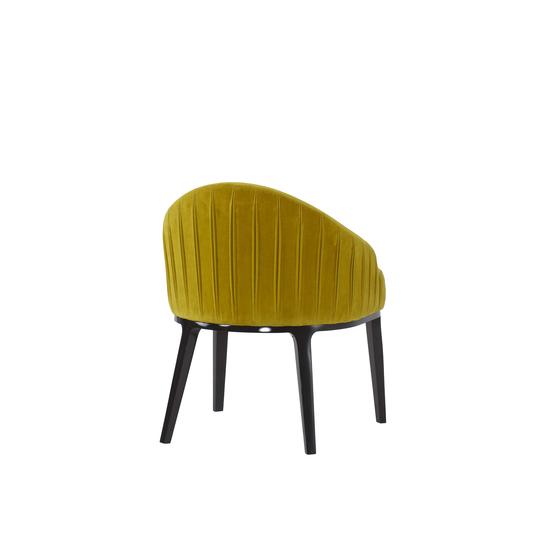 Cersie dining chair vadit lemon fabric  sonder living treniq 1 1526637336434