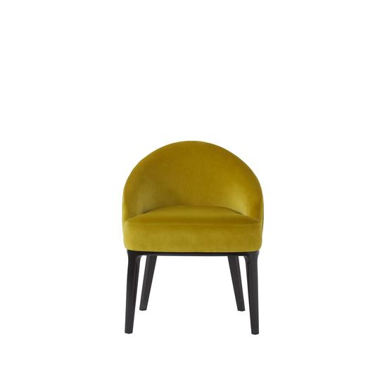 Cersie dining chair vadit lemon fabric  sonder living treniq 1 1526637336444