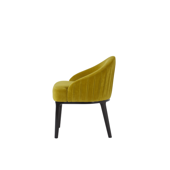 Cersie dining chair vadit lemon fabric  sonder living treniq 1 1526637336446