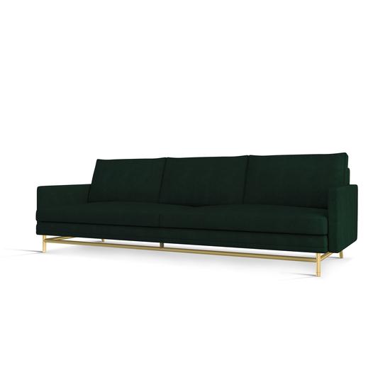 Jasper sofa vadit emerald green fabric large  sonder living treniq 1 1526637748136