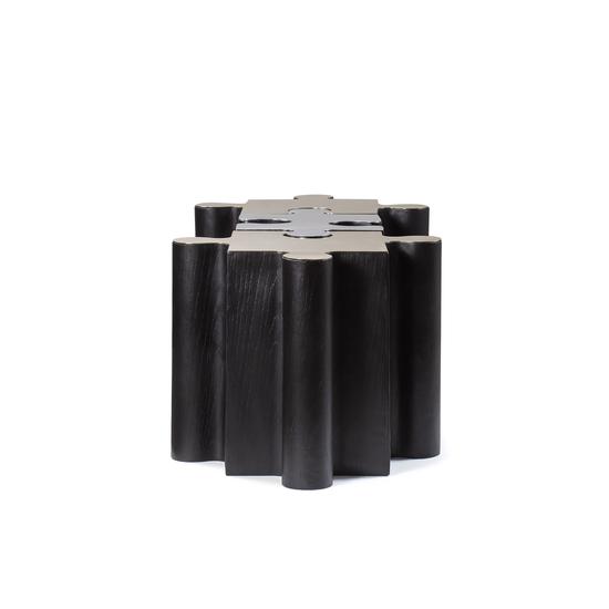 Metal jigsaw coffee table  sonder living treniq 1 1526643637917