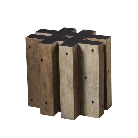Alphabet side table letter    sonder living treniq 1 1526643866629