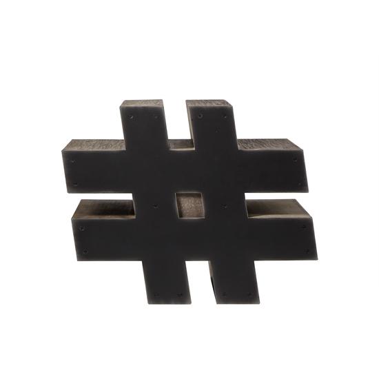 Alphabet side table letter    sonder living treniq 1 1526643880984