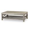 Percival coffee table shagreen top champagne shagreen   grey washed  sonder living treniq 1 1526644150627