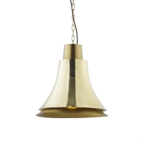 Bell-Pendant-Polished-Brass-_Sonder-Living_Treniq_0