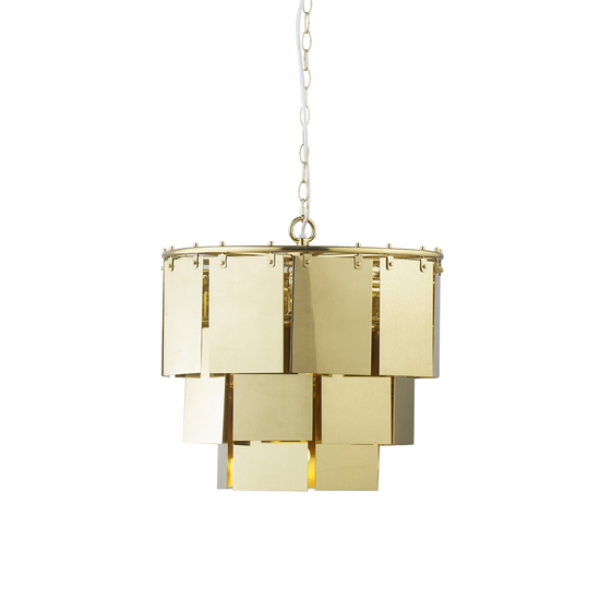 Marilyn small brass chandelier  sonder living treniq 1 1526878973194