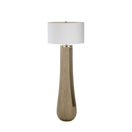Gray floor lamp  sonder living treniq 1 1526879148194