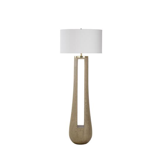 Gray floor lamp  sonder living treniq 1 1526879148209