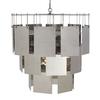 Marilyn chandelier large stainless steel  sonder living treniq 1 1526879220844
