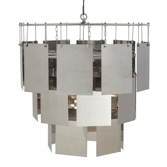 Marilyn chandelier large stainless steel  sonder living treniq 1 1526879220841