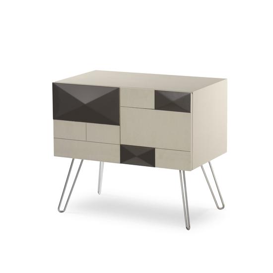 Square mondrian bedside cabinet  sonder living treniq 1 1526879708641