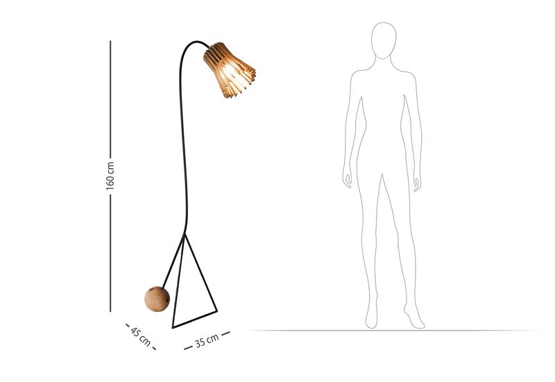 Sphere floor lamp bernardo urbina treniq 7