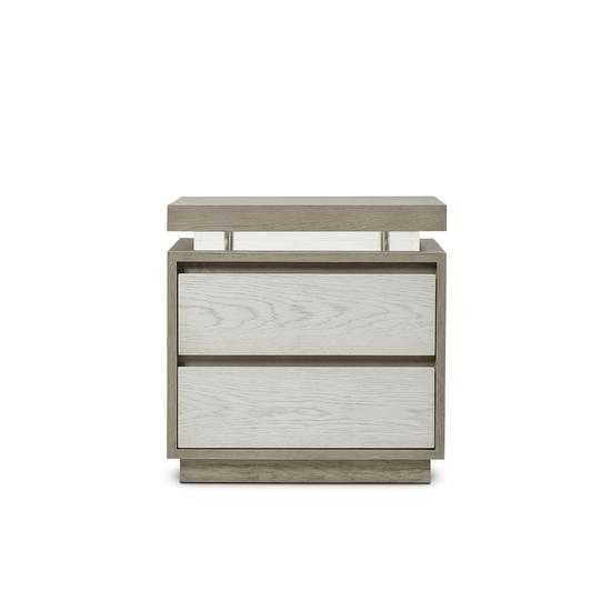 Newman 2 drawer bedside chest  sonder living treniq 1 1526880080499