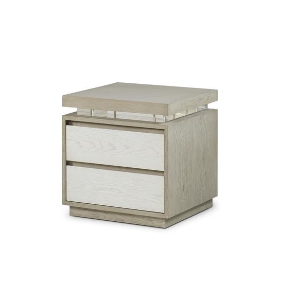 Newman 2 drawer bedside chest  sonder living treniq 1 1526880080487