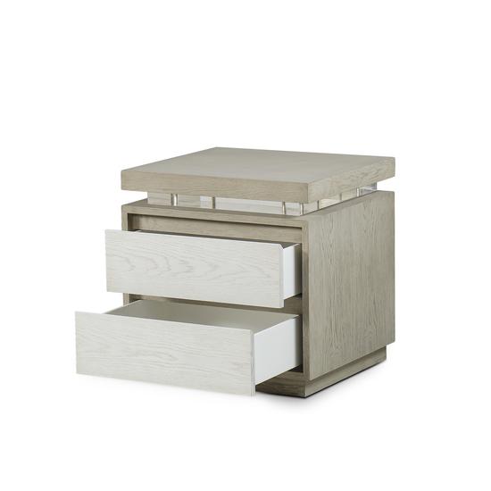 Newman 2 drawer bedside chest  sonder living treniq 1 1526880080513