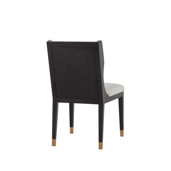 Taylor dining chair white leather  sonder living treniq 1 1526881079630