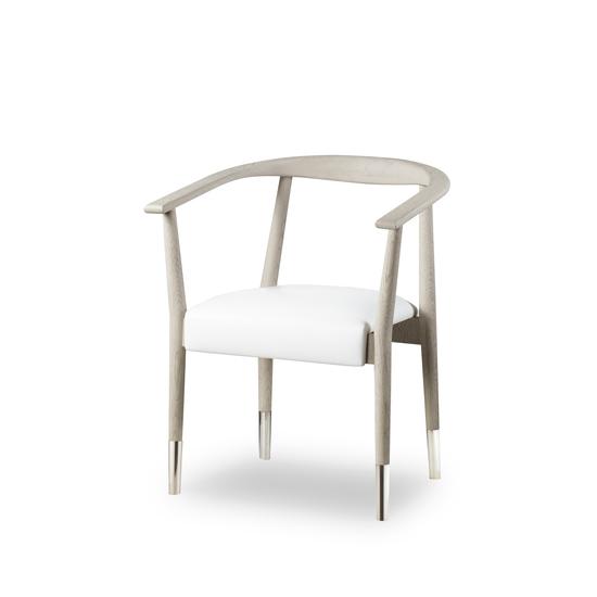 Soho dining chair grey oak  sonder living treniq 1 1526881206535