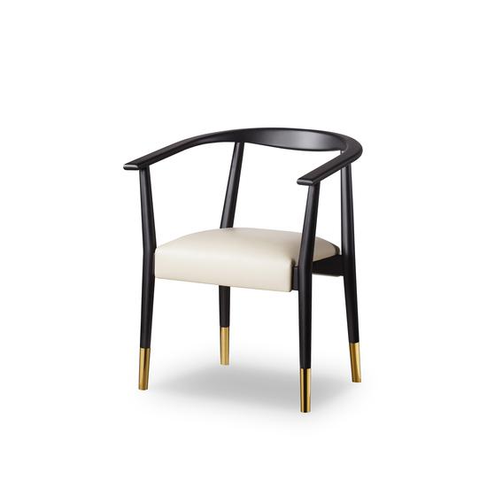 Soho dining chair matt black  sonder living treniq 1 1526882159542