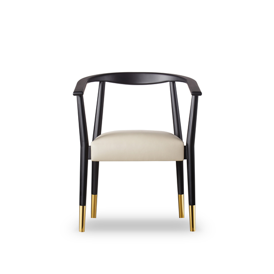 Soho dining chair matt black  sonder living treniq 1 1526882412679