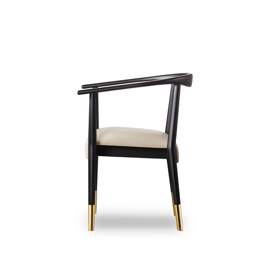 Soho dining chair matt black  sonder living treniq 1 1526882412688