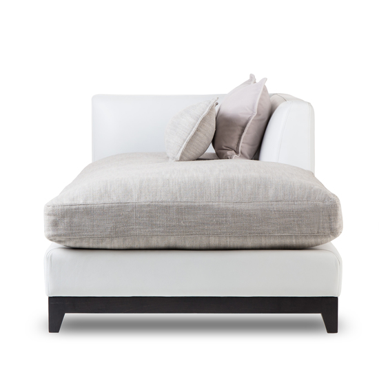 Jackson chaise left arm facing fallon white  sonder living treniq 1 1526882496622