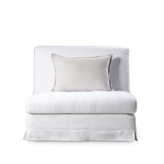 Jackson modular sofa 1 seat no arms warm white  sonder living treniq 1 1526882633609