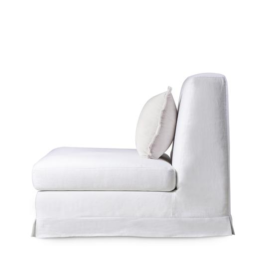 Jackson modular sofa 1 seat no arms warm white  sonder living treniq 1 1526882633620